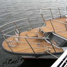 для яхт и катеров: лестницы перила рейлинги из нержавейки в Сочи