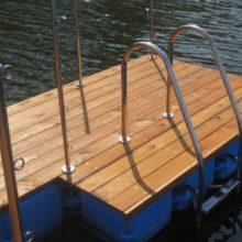 для яхт и катеров лестницы перила рейлинги из нержавейки в Сочи